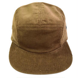 NEW YORK HAT / Corduroy 5Panel CampCapRUST ニューヨークハット コーデュロイ キャップ