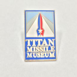 PINS   Titan Missile Museum ピンズ タイタンミサイル博物館