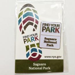 PINS  Saguaro National Park 2 ピンズ サワロ国立公園