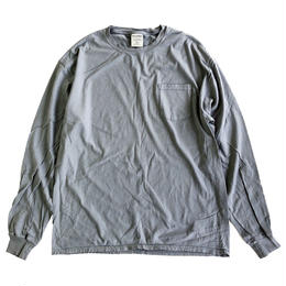 COMFORT WASH BY HANES / Ringspun Cotton Garment-Dyed TEE 長袖Tシャツ ヘインズ CONCREATE