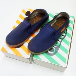 SCHROFF シュロフ / Hang 5 Shoes NAVY シューズ