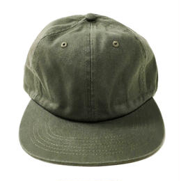 Cali HeadWear / 6panel Twill Unstructured Olive カリヘッドウエア キャップ