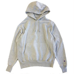 Champion Reverse Weave12oz. Pullover Hood  OXFORD GREY チャンピオン リバースウィーブ