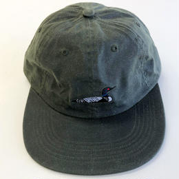ONLY NY LOON POLO HAT  lodge green オンリーニューヨーク キャップ