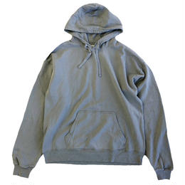 COMFORT WASH BY HANES / Ringspun Cotton Garment-Dyed Pullover hood sweatshirt ヘインズ パーカー CONCRETE
