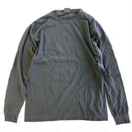 COMFORT COLORS 6.1oz L/S  TEE  PEPPER コンフォートカラーズ 長袖Tシャツ