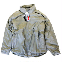 GEN Ⅲ ECWCS LEVEL 7 JACKET URBAN GRAY  米軍実物  Extreme Cold Weather  プリマロフト ジャケット
