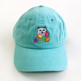 RIPNDIP / FLOWERS FOR BAE DAD HAT  MINT リップンディップ キャップ