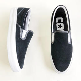 CONVERSE ONE STAR CC SLIP-ON  BLACK   CONS