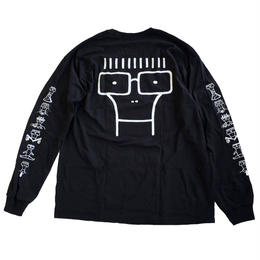 DESCENDENTS / Milo Illustration L/S TEE BLACK ディセンデンツ 長袖Tシャツ