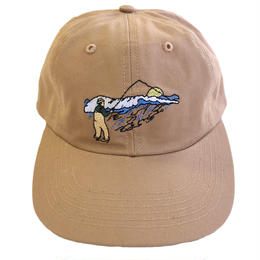 ONLY NY / Surf Cast Polo Hat Nutmeg オンリーニューヨーク キャップ