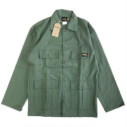 STAN RAY / Four Pocket Jacket OLIVE SATEEN スタンレイ ジャケット