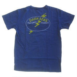 DARK SEAS  STORM SHADOW TEES NAVY ダークシーズ Tシャツ