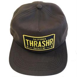 THRASHER / DMV SNAPBACK スラッシャー キャップ