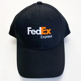 FedEx Express Value Cap BLACK フェデックス キャップ