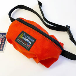 Tough Traveler / SUNNYSIDE PACK  ORANGE タフトラベラー ウエストバッグ