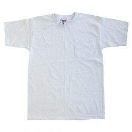 BAYSIDE / UNION MADE POCKET TEE ASH ベイサイド Tシャツ グレー MADE IN USA