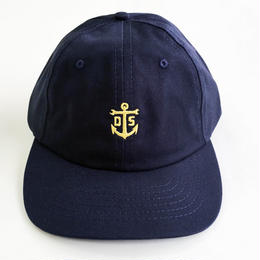DARK SEAS   LEECH CAP DARKNAVY ダークシーズ キャップ