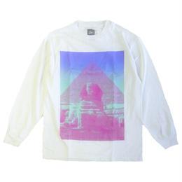 CLSC   GEEZAH L/S TEE WHITE 長袖Tシャツ
