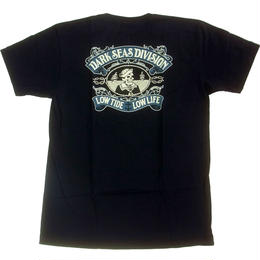 DARK SEAS   MIDSHIPMAN TEE BLACK ダークシーズ Tシャツ