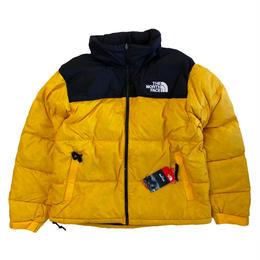 THE NORTH FACE  1996  RETRO NUPTSE JACKET  TNF Yellow 海外限定 ノースフェイス ダウンジャケット ヌプシ