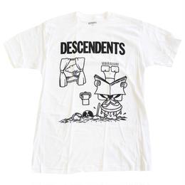 DESCENDENTS / Everything Sucks Full Art TEE WHITE Tシャツ ディセンデンツ