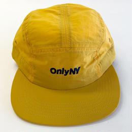 ONLY NY LOGO 5-PANEL  marigold オンリーニューヨーク キャップ