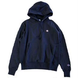 Champion Reverse Weave 12oz. Pullover Hood  NAVY チャンピオン リバースウィーブ スウェット パーカー LIFE