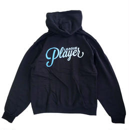 ALLTIMERS / LEAGUE PLAYER HOODY BLACK アールタイマーズ パーカー
