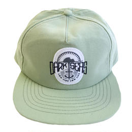 DARK SEAS  UPLAND SNAPBACK MINT ダークシーズ キャップ