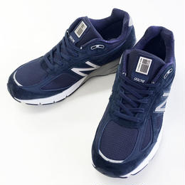 NEW BALANCE ニューバランス M990 NV4 NAVY  MADE IN USA  V4