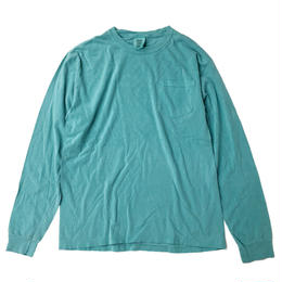 COMFORT COLORS 6.1oz L/S Pocket TEE SEAFORM コンフォートカラーズ 長袖Tシャツ