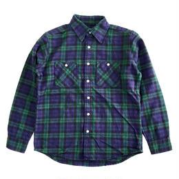 CAMCO(カムコ) HEAVY FLANNEL  L/S SHIRTS BLACKWATCH  ヘビーフランネルシャツ ブラックウォッチ