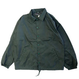 CARDINAL  DyedCoach Jacket GREEN カーディナル アクティブウエア コーチジャケット 後染め