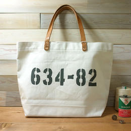 Japanese Made Canvas Tote L size