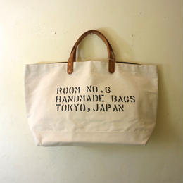Room No.6 Original Tote Large Size (short straps)