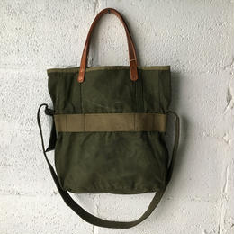 #299 1960's USMC cargo pack custom 2way bag