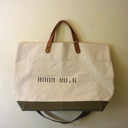 Room No.6 Original Messenger Bag Large Size