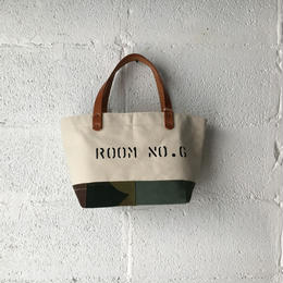 #353 patched tote mini