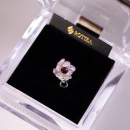 Nailアクセサリー Spring紫陽花