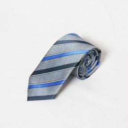 SHARK BLUE - 細いネクタイ