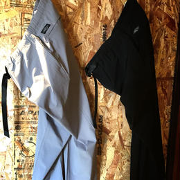 "MANEBU   ""SLIM SLACKS"" PANTS"