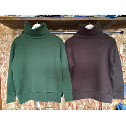 【blurhms】Wide-Wale Big High-Neck