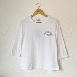 【GOWEST 】RAGRAN 3/4 SLEEVE TEE / ON THE ROAD AGAIN