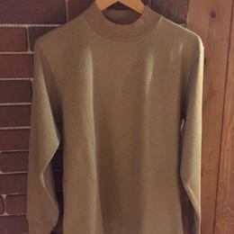 blurhms HEAVYWEIGHT & SOFT MOCKNECK L/S