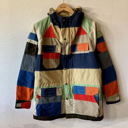 【SIERRA DESIGNS】PATCHWORK MOUNTAIN PARKA / 児島晋輔デザイン