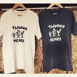"【Mixta】CREW NECK T-SHIRT "" TIJUANA """