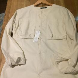 LOLO  ロロ ネルカラーレスシャツ