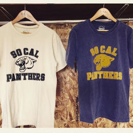 "【Mixta】CREW NECK T-SHIRT "" SO CAL PANTHRS """