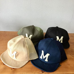【Mighty Shine】UPPER CAP MESH